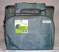 "Изотермическая сумка (сумка-холодильник) ""Urban"" HB3-25 25 л синяя iзотермiчна сумка, фото 1"