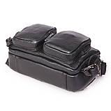Шкіряна сумка на пояс 7352A, фото 4