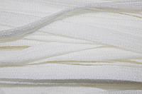 Тесьма акрил 10мм (100м) белый