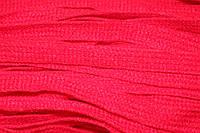 Тесьма акрил 10мм (100м) красный , фото 1
