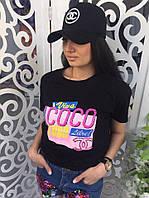 Модная футболка CHANEL