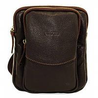 Мужская сумка-планшет VATTO, коричневый флотар Mk-12.2Fl3