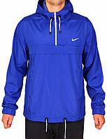 Яркий молодежный анорак,ветровка,куртка найк,nike XL