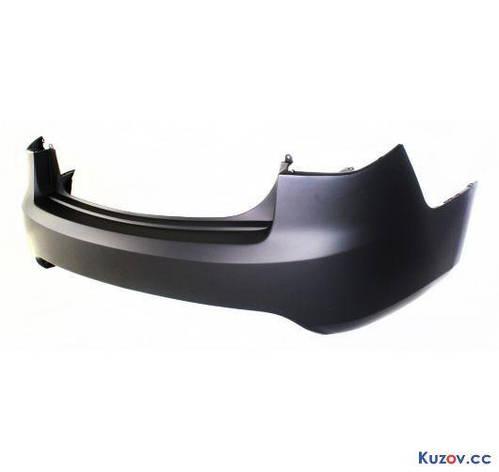 Задний бампер Kia Cerato 09-13 без нижней накладки (FPS) 866111M000, фото 2