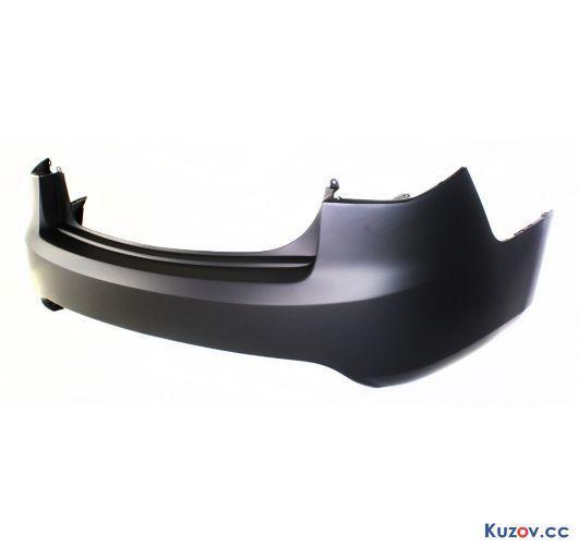 Задний бампер Kia Cerato 09-13 без нижней накладки (FPS) 866111M000