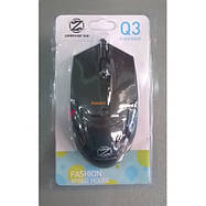 Мышка компьютерная проводная Q3, фото 3