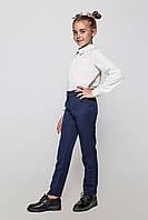 Школьные брюки  для девочки.122-146р.