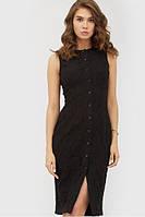 Витончене чорне вечірнє плаття Lorein