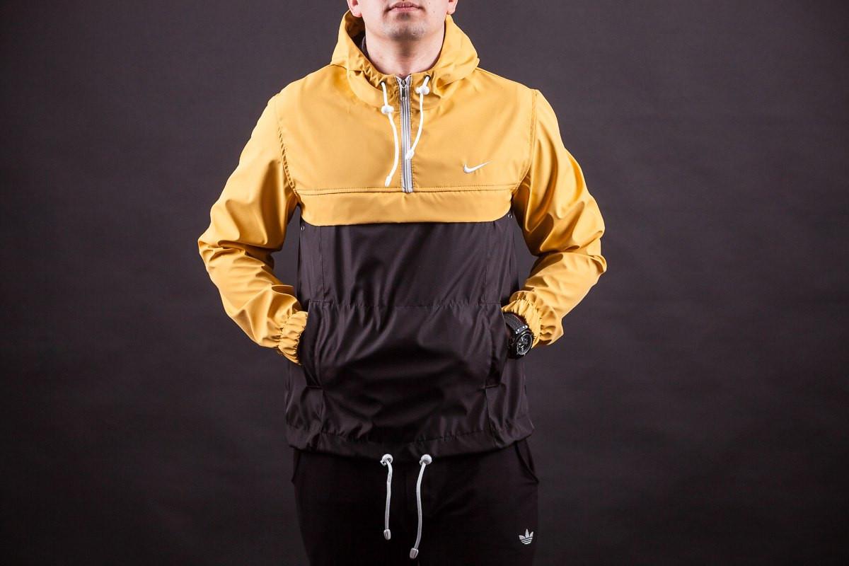 Молодіжний анорак,вітровка,куртка найк,nike