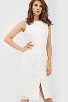 Витончене біле вечірнє плаття Lorein