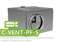 Вентилятор канальный для круглых каналов C-VENT-PF-S-355-6-380