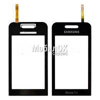 Сенсорный экран для Samsung S5233 TV  (черный)
