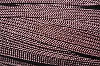 Тесьма ПЭ 12мм (100м) т.коричневый , фото 1