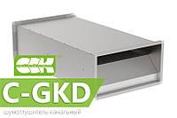 Шумоглушитель канальный C-GKD