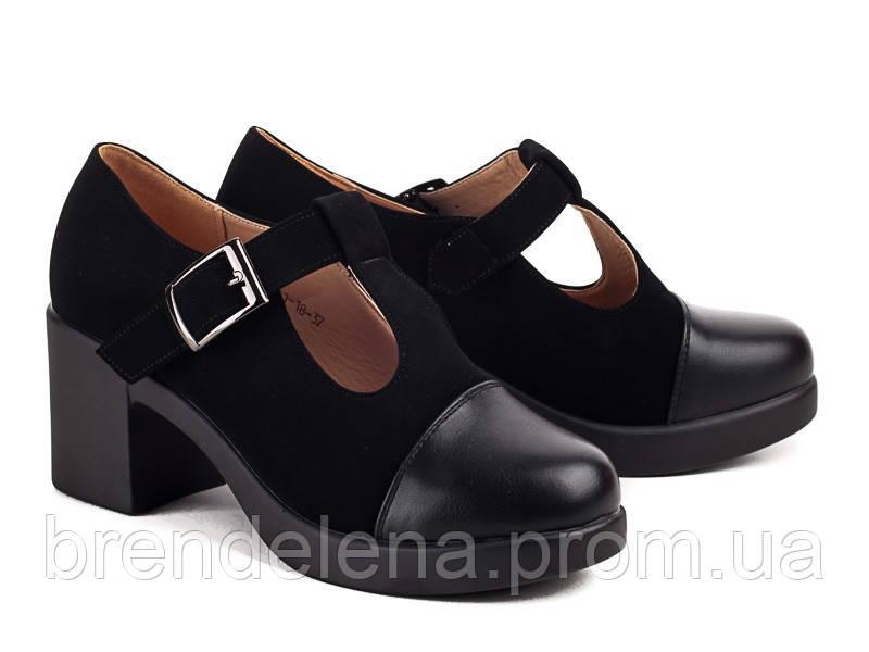 Модные стильные туфли женские р. (36-37)