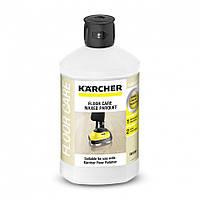 Средство для ухода за вощеным паркетом/паркетом с масляно-восковой пропиткой Karcher RM 530, 1л