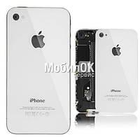 Задняя панель корпуса для Apple iPhone 4S (белая)