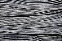Тесьма ПЭ 12мм (100м) т.серый , фото 1