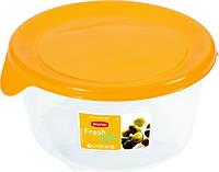 Емкость для пищевых продуктов с крышкой 0,5 л FRESH&GO Curver 182261