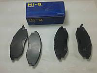 Колодки тормозные передние Chevrolet Epica(2006-) Hi-Q SP1193