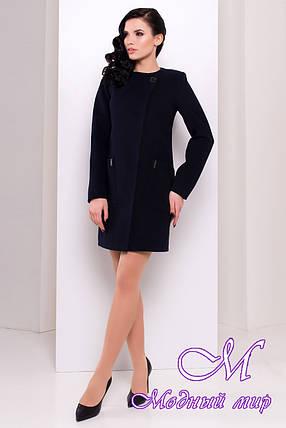 Женское красивое осеннее пальто (р. S, M, L) арт. Милан 9775, фото 2