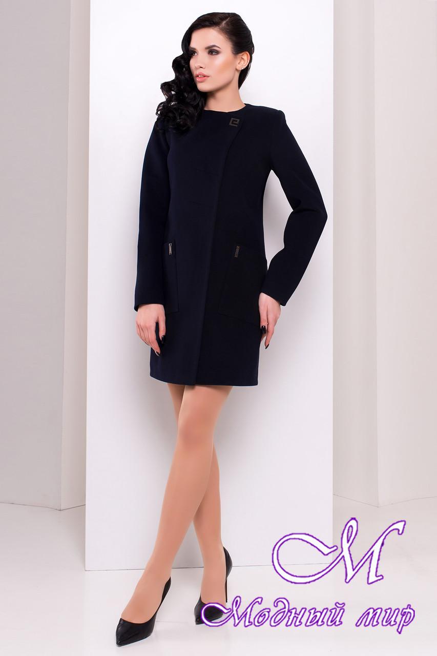 Женское красивое осеннее пальто (р. S, M, L) арт. Милан 9775
