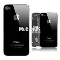 Задняя панель корпуса для Apple iPhone 4S (черная)