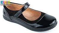 Школьные туфли для девочки Eleven Shoes 190034
