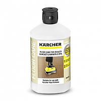Средство для ухода за лакированными паркетом/ламинатом/пробкой Karcher RM 531, 1л