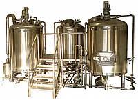 Пивоварня (варочная 100 л)  ЦКТ.  (Аламбик   )  Мойки-кег.