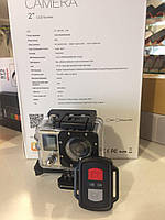 Экшн камера Marshal H22R Wi-Fi LCD 2.0 Full Hd(2 экрана)