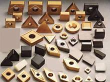 Пластины твердосплавные сменные многогранные