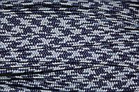 Тесьма ПЭ 12мм (100м) т.синий+св.серый , фото 1