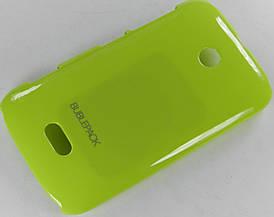 Чехол пластиковый на Nokia Lumia 510 Bubble Pack Лайм