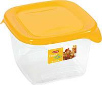Емкость для пищевых продуктов с крышкой 1,2 л FRESH&GO Curver 182276
