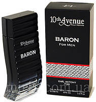 Мужская туалетная вода 10 av.BARON M 100  ml