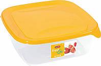 Емкость для пищевых продуктов с крышкой 1,7 л FRESH&GO Curver 182237