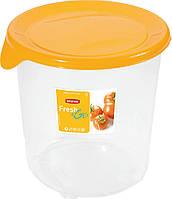 Емкость для пищевых продуктов с крышкой 1 л FRESH&GO Curver 182249