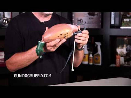 Поноска-фазан Dokken DeadFowl (F100) Dokken Dog Supply , фото 2