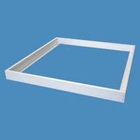 Накладная квадратная рамка для панели 600x600 Lemanso / LM503