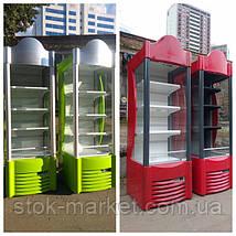 Отличные, качественные, очень красивые, современные, стильные, модные холодильные горки Seg opxl-p.