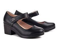 Модные стильные туфли женские р. (37-39), фото 1