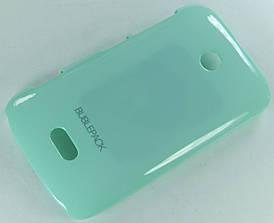 Чехол пластиковый на Nokia Lumia 510 Bubble Pack Бирюзовый