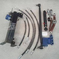 Комплект переоборудования рулевого управления МТЗ-82 на ГОРУ н/о со стойкой с блокировкой