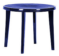 Стол пластиковый Lisa, синий