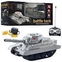 Игрушка танк на радиоуправлении 3886 A