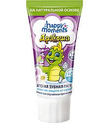 Акція -13% Зубная гелевая паста для детей Дракоша Bubble gum, 60мл