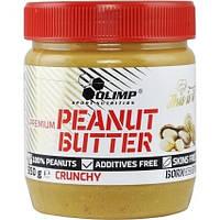 OLIMP Peanut Butter crunchy 350 g Олимп арахисовая паста