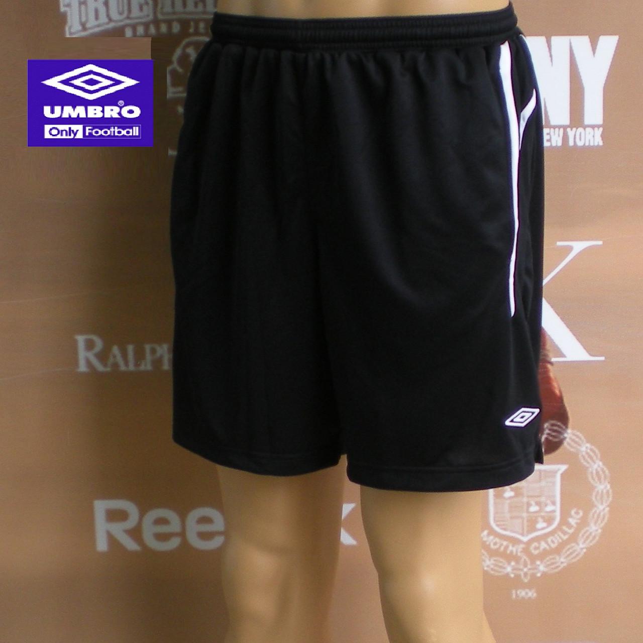Судейские, спортивные шорты Umbro Team Pro Poly Short