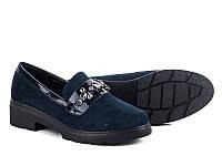 Женские туфли на низком ходу оптом от фирмы Башили YJ70-2 (8пар 36-41)